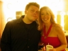 Dressing Room at The Tropicana Christian Finnegan (VH1) & Kambri Crews (Ballyhoo Promotions)