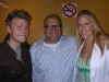 Backstage at The Just for Laughs Comedy Festival in Montreal Christian Finnegan, Drew Carey & Kambri Crews