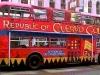 Jose Cuervo Tour Bus
