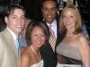 Greg Gorman, Alina Cho, Maurice DuBois & Kambri Crews Ann Richards Book Launch Party
