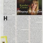 Publishers Weekly Profile