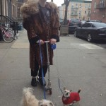 """Filming Key of Awesome """"Thrift Shop"""" music video parody - Mar '13"""